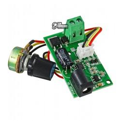 ШИМ регулятор оборотов двигателя постоянного тока CCMmini 6-28В 3А