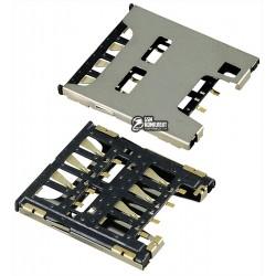 Коннектор SIM-карты для Sony LT29i Xperia TX