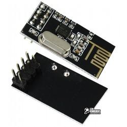 Модуль приемопередатчика NRF24L01 2,4 ГГц