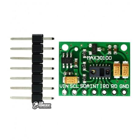 Модуль MAX30100 датчик сердечного ритма для ARDUINO
