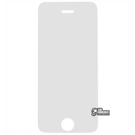 Закаленное защитное стекло для Apple iPhone 5, iPhone 5C, iPhone 5S, iPhone SE, 0,26 мм 9H