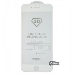 Закаленное защитное стекло 3D Remax Caesar для Iphone 6/6S,черное