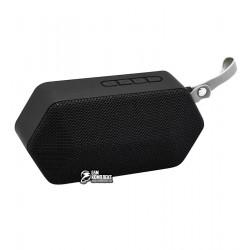 Портативная колонка TS-268, Bluetooth, USB, черная