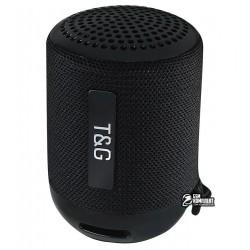Портативная колонка TG-129, Bluetooth, USB, черная