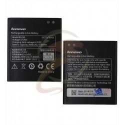Аккумулятор BL210 для Lenovo A536, A656, A658T, A750E, A766, A770E, S650, S820, S820e, (Li-ion 3.7V 2000mAh)
