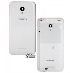Задняя крышка батареи для Meizu M5, белая