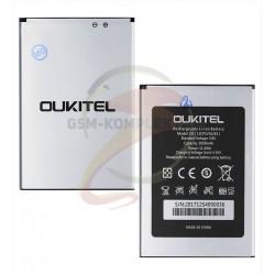 Аккумулятор для Oukitel C8, Li-ion, 3,8 В, 3000 мАч