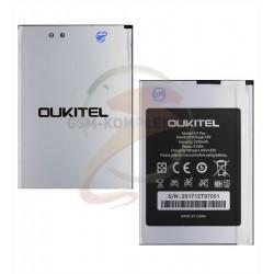 Аккумулятор для Oukitel U7 Pro, Li-ion, 3,8 В, 2500 мАч