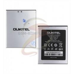Аккумулятор для Oukitel C4, Li-ion, 3,8 В, 2000 мАч