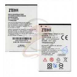 Аккумулятор для ZTE blade L110/V815w/Blade G, (Li-ion 3.7V 1200mAh), #Li3712T42P3h634445