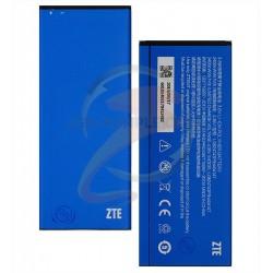 Аккумулятор для ZTE V5 Redbull/V5s (LI3821T43P3hA04147) (2400 мАч)