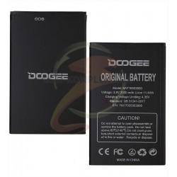Аккумулятор (акб) для Doogee X9 / X9 Pro, BAT16533000, (Li-ion 3.7V 3000mAh)