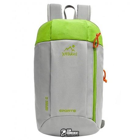 Рюкзак HUWAIJIANFENG Trendy Durable, зеленый