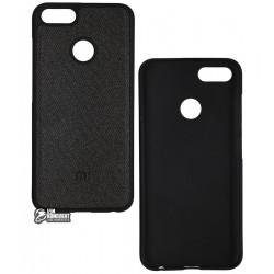 Чехол для Xiaomi Mi 5X / Mi A1, PC Original Cloth (Чёрный)