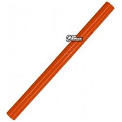 Термоклей силиконовый оранжевый D7 мм, длинна 10 см