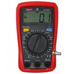 Мультиметр UNI-T UT33D+