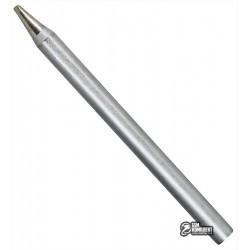 Жало B3-2 для паяльника, двухсторонний срез, 6мм