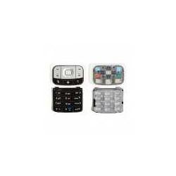 Клавиатура для Nokia 6110n, черная, английская