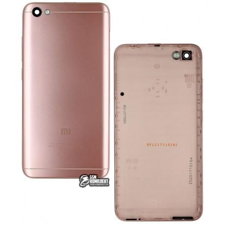 Задняя крышка батареи для Xiaomi Redmi Note 5A, розовая