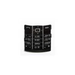 Клавиатура для Nokia 8800, черная, русская