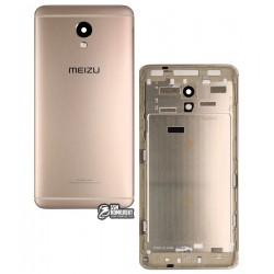 Задняя крышка батареи для Meizu M5 Note, золотистая