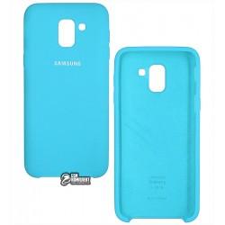 Чехол для Samsung J610F, J810F Galaxy J6 2018, Silicone Cover, силиконовый
