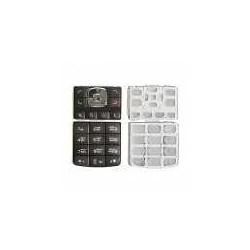 Клавиатура для Nokia N93, черная, русская