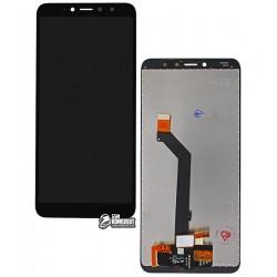 Дисплей для Xiaomi Redmi S2, черный, с сенсорным экраном (дисплейный модуль), Original (PRC)