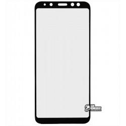 Закаленное защитное стекло для Samsung A600 Galaxy A6 2018, 2.5D, 0,26 мм 9H