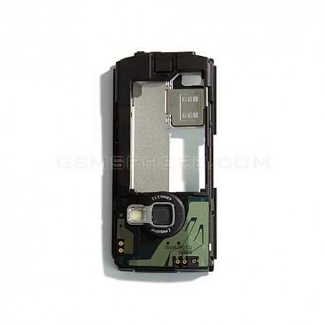 Средняя часть корпуса для Nokia N70, полная