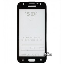 Закаленное защитное стекло для Samsung J330H Galaxy J3 (2017), 3D, 0,26 мм 9H