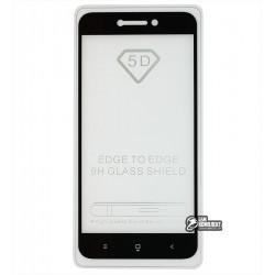 Закаленное защитное стекло для Xiaomi Redmi 5A, 0,26 мм 9H, 2.5D, Full Glue