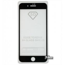 Захисне скло для iPhone 7 Plus, iPhone 8 Plus, 0,26 мм 9H, 2,5D, Full Glue
