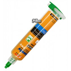 Флюс паста MECHANIC UV11 10 гр в шприце (без содержания галогенов)