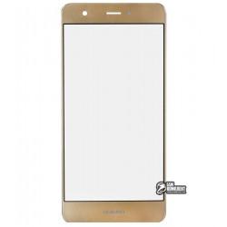 Стекло корпуса для Huawei Nova, золотистое