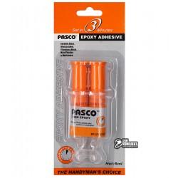 Клей эпоксидный Pasco 2-х компонентный, прозрачный, 6мл
