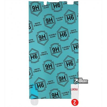 Защитная пленка Flexible Glass для Prestigio PSP 5506 MultiPhone Grace Q5, 0,2 mm