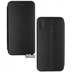 Чехол для Xiaomi Redmi S2, книжка, черная
