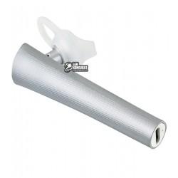 Bluetooth гарнитура Rock Torch, серебро