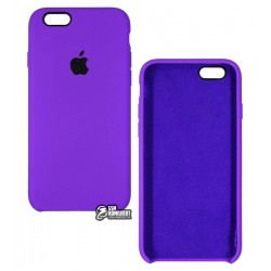 Чехол для Apple iPhone 6/6s, Silicone Case copy