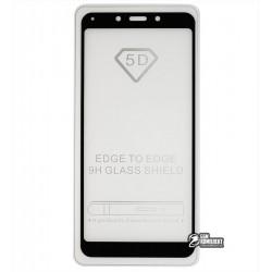 Закаленное защитное стекло для Xiaomi Redmi 6, Redmi 6A, 0,26 мм 9H, 2.5D, Full Glue