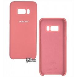 Чехол для Samsung G950 Galaxy S8, Silicone cover, софт тач