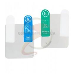Закаленное защитное стекло для Apple Watch 42mm, 0,26 mm 9H, Hoco, 2.5D, прозрачное