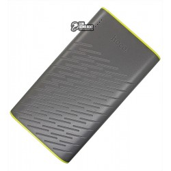 Power bank Hoco B31 Rege 20000mAh, серый