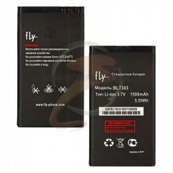 Аккумулятор BL7303 для Fly TS107, оригинал, (Li-ion 3.7V 1000mAh), (D01-S107S-0000)