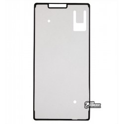 Стикер тачскрина панели (двухсторонний скотч) для Sony D6603 Xperia Z3, D6643 Xperia Z3, D6653 Xperia Z3