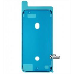Стикер дисплея для Apple iPhone 7 Plus, черный, adhesive