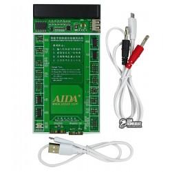 Плата активации и зарядки аккумуляторов AIDA A-601 с цифровой индикацией, 4G-7P, iPad 3/4, Mini 1-4, Air1/2