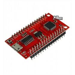 Плата WeMos XI на микроконтроллере LGT8F328D TTGO XI 8F328P-U