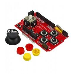 Джойстик шилд для контроллеров Arduino UNO и MEGA